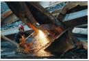 Демонтаж металлоконструкций под ключ в Москве