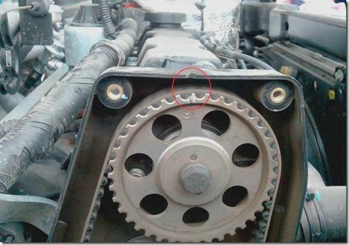 Как заменить ремень ГРМ на 8 клапанной Дэу Нексия