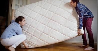Правильный выбор матраса для кровати