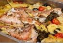 Как вкусно приготовить морской язык в духовке