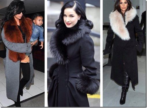 Как выбрать женское зимние пальто с мехом