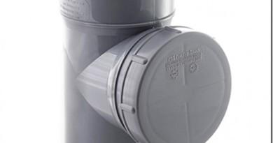 Ревизия для канализации 50 мм — что это и особенности монтажа
