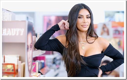 Как популярность пришла к Ким?