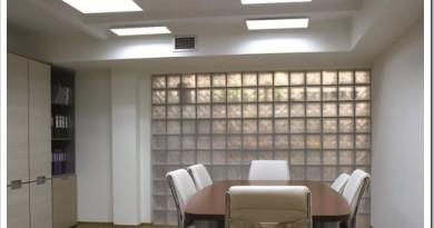 Из чего сделана светодиодная панель?