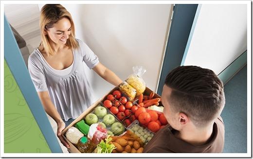 натуральные продукты с доставкой