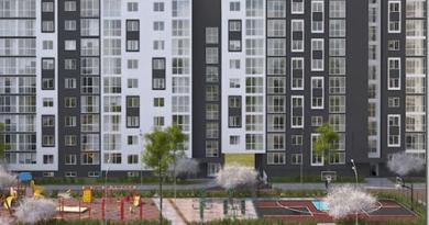 """Обзор жилого комплекса """"Continent"""" во Львове, его инфраструктуры и особенностей"""