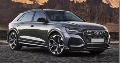 Описание и характеристики нового Audi Q8 2020 г