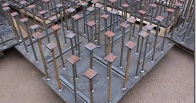 Что такое закладные детали в бетон, их виды и для чего нужны
