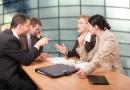 Какая сторона выиграет в жестких бизнес-переговорах