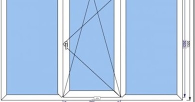 Как рассчитать размеры ПВХ окон в доме