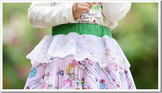 Платья и юбки для девочек