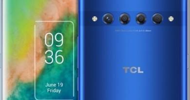 Обзор смартфона TCL 10 Plus и его характеристик