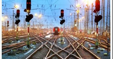 Из чего состоит железнодорожная инфраструктура?