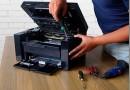 Типовые неисправности лазерных принтеров и методы их ремонта
