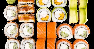 Суши и роллы с доставкой по Краснодару — обзор ресторанов