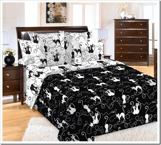 Типичный постельный набор