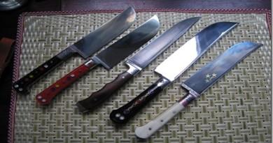 Узбекский нож пчак — для чего предназначен и как затачивать