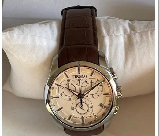 Интересные часы от Tissot