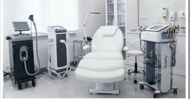 Классификация профессионального косметологического оборудования