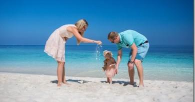 Где на Мальдивах лучше отдыхать с детьми
