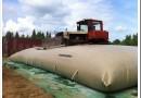 Сфера применения эластичных резервуаров
