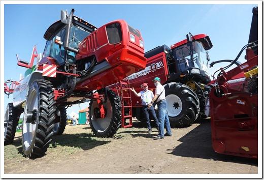Техническая простота белорусской сельхозтехники